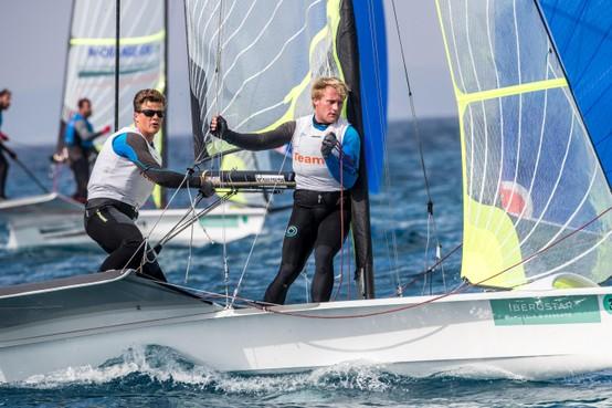 Scipio Houtman kapt olympische zeilcampagne af: 'De motivatie was er nog wel, maar dat was niet meer genoeg'