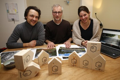 'Goed voor ons en voor de planeet': Initiatiefgroep wil vijftien kleine, milieuvriendelijke woningen bouwen in buurtschap Crailo
