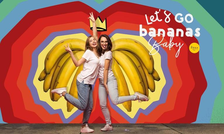 Laura Hoogland redt lelijke en ongewilde bananen van de versnipperaar