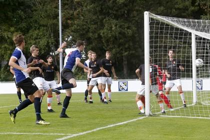 Hoofdklasse (zondag): 'Korfballend' SDO deelt punten met Emmen in bizarre wedstrijd: 6-6