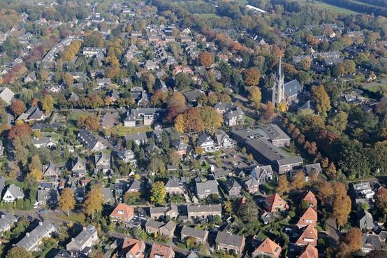 Zo'n 150 Blaricumse villa's zijn splitsbaar volgens voorgestelde regels