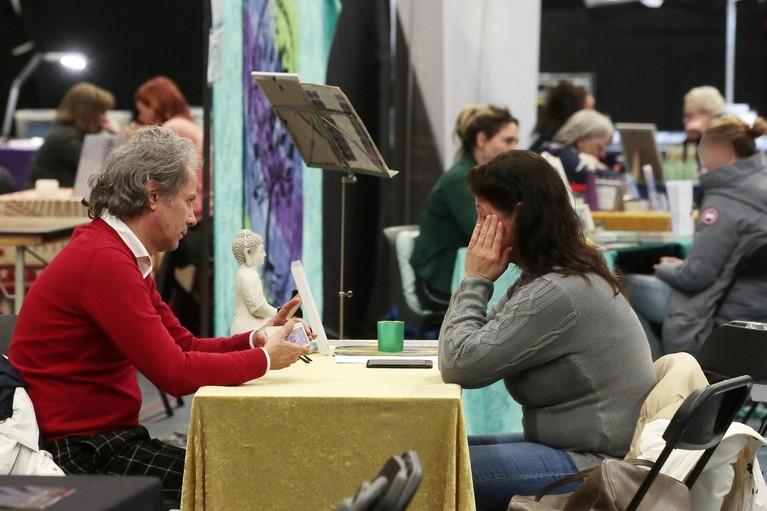 Paraview-beurs in Hilversum: spiritualiteit wordt steeds gewoner