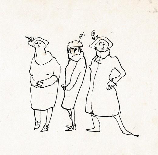 Mediaschuwe 'dichthit' Neeltje Maria Min komt ineens met een boek met tekeningen