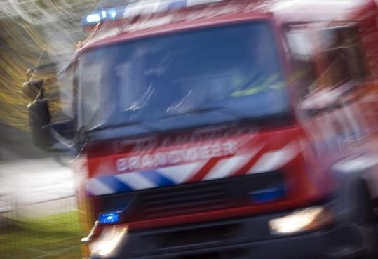 Twee afgezwaaide brandweerlieden Laren onderscheiden
