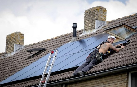 Lening voor duurzaamheid is een succes in Baarn