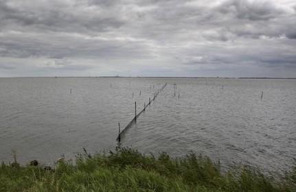 Tanker en zeilschip botsen op het IJmeer