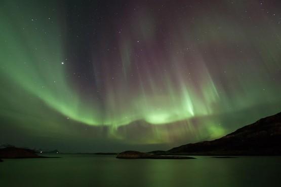 Lezing over het mysterieuze groene noorderlicht
