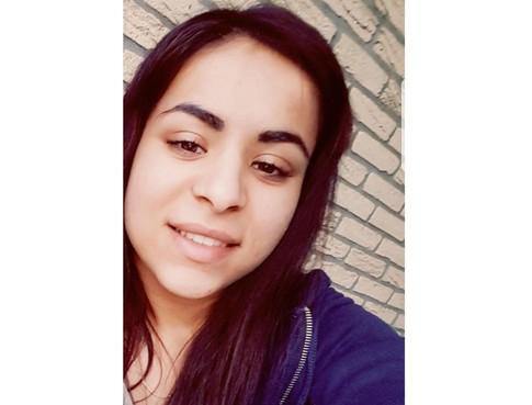 Sabrina (17) uit Soest vermist
