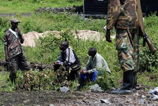 Gezochte rebellenleider gedood in Congo