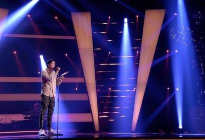 Ayoub (19) uit Huizen naar halve finale The Voice