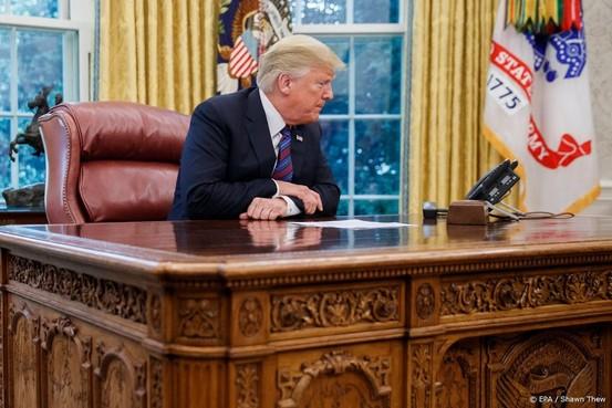 Trump overlegt met Libische krijgsheer Haftar