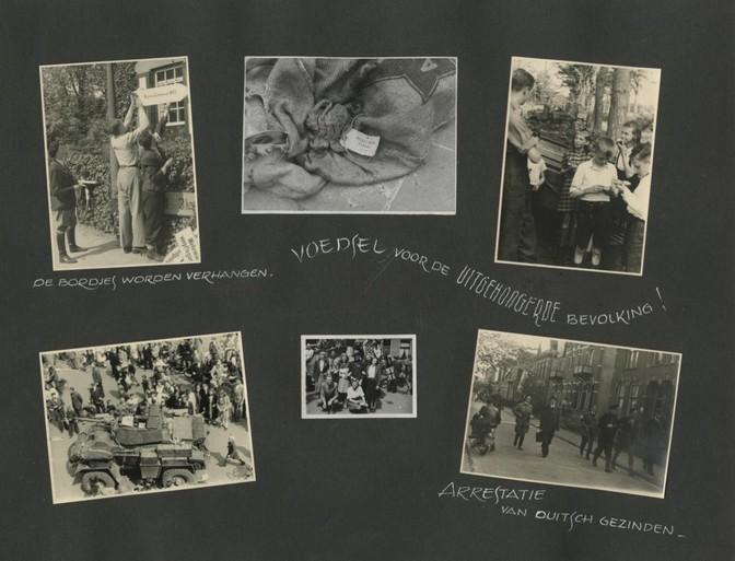Uniek fotoalbum Gerrit Jan Dieperink, docent Duits en spil van het verzet in Hilversum, komt boven water: 'We wisten niet dat er zo veel mensen bij betrokken waren'