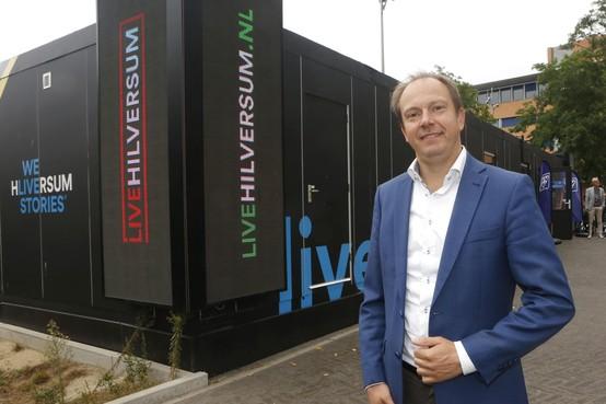 Directeur Hilversum Marketing: We zijn geslaagd als inwoners, bezoekers en bedrijven trots over Hilversum praten en hier graag naar toe komen