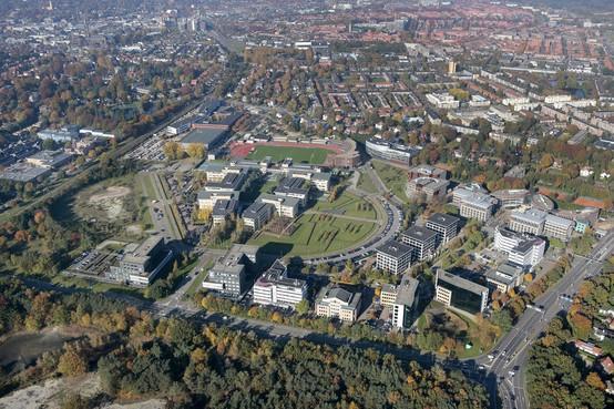 Presentatie over Hilversum 2040 en 'de 10.000'