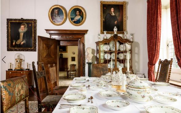 Kasteel-museum Sypesteyn op Vrijwilligersdag op zoek naar meer hulp