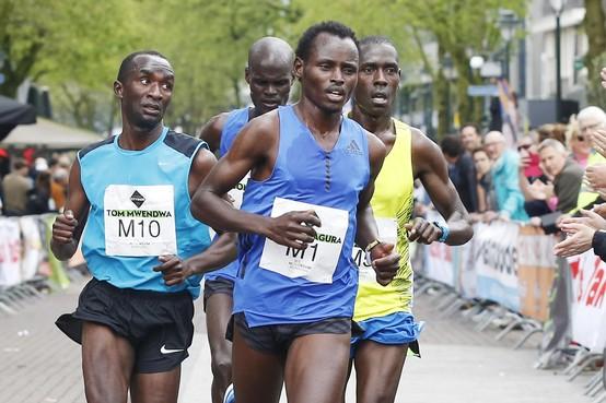 Organisatie van Hilversum City Run heeft geen startgeld meer over voor topatleten: 'Ze kunnen zich natuurlijk gewoon inschrijven'