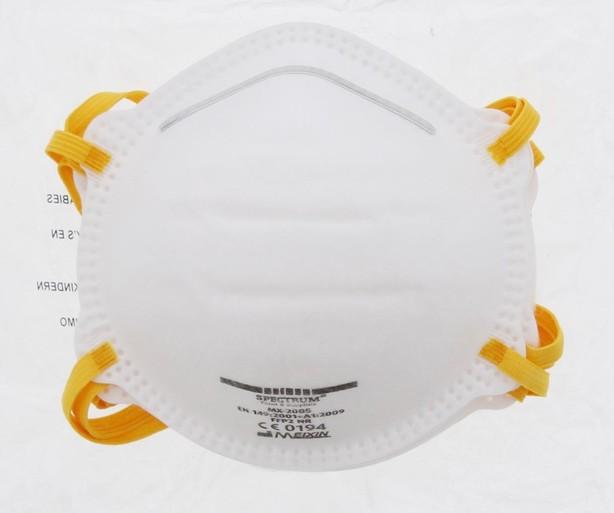 Mondkapje van een stofzuigerzak: Hilversummer Binnert de Beaufort heeft prototype in handen, maar is het veilig?