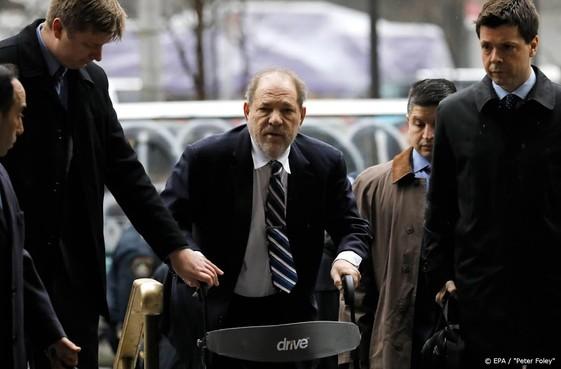 Jury overlegt over schuldvraag Harvey Weinstein