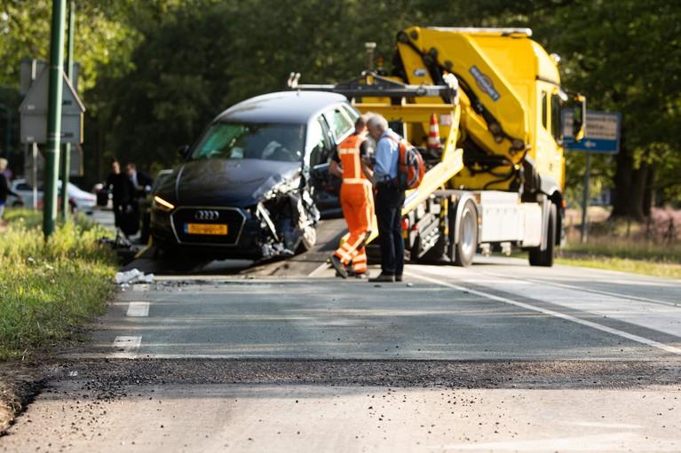 Klapper bij klus voor veilige oversteek Crailoseweg