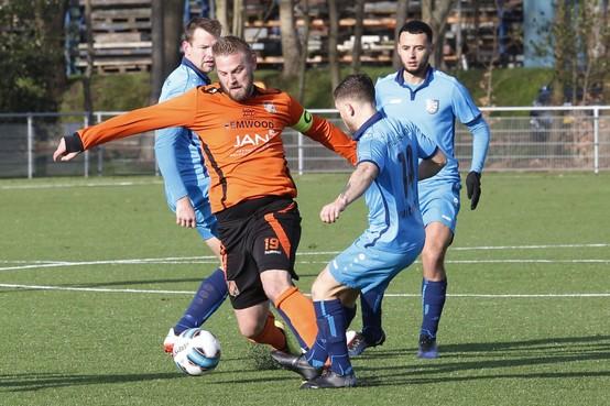 Speler van de Week: 33-jarige Maurice van der Wilt geniet ook nog in de derde klasse bij TOV