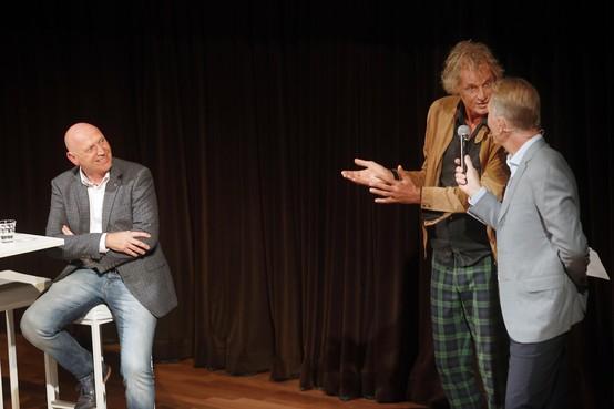 Jeroen Pauw: 'Talkshow halfuur eerder is gewoon bezuiniging'