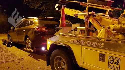 Politie arresteert autodief na achtervolging in Hilversum