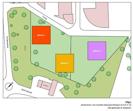 GroenLinks gispt college over voortgang bouwplannen aan de Tolweg
