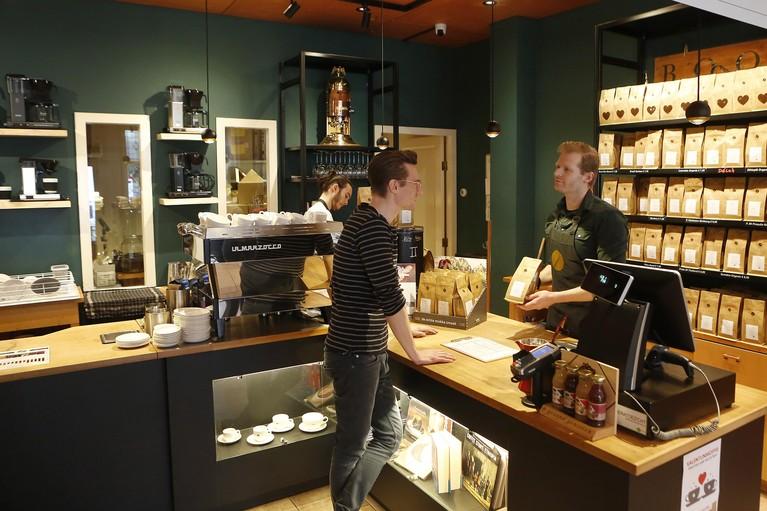 Het Bedrijf: het geluk van goede koffie van Boot