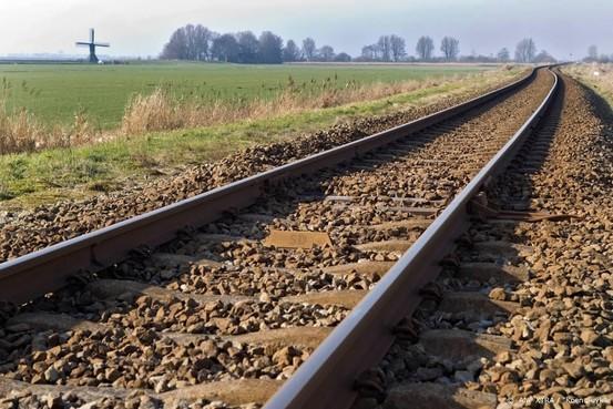 Dode door botsing tussen trein en auto in Schiedam