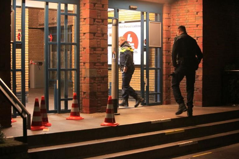 Steekincident bij station Naarden-Bussum: dader en slachtoffer spoorloos