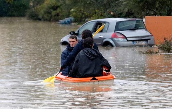 Weer doden tijdens noodweer in Zuid-Frankrijk