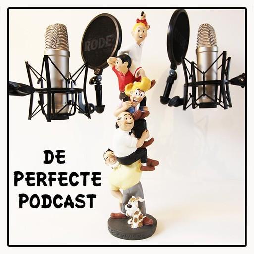 Hilversummer Koen Maas en zijn Perfecte Podcast: Helemaal stapel van Suske en Wiske