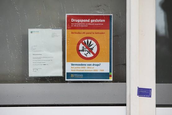Buurt blij met sluiting van overlastgevende drugspand Kleine Drift in Hilversum: 'Het is nu al een stuk rustiger in de buurt'