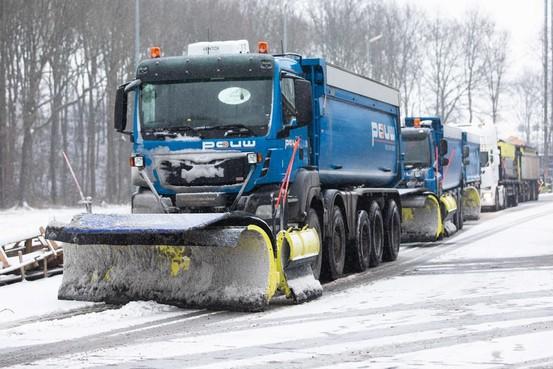 Grootste zoutleverancier: 'Er zit geen PFAS in strooizout'