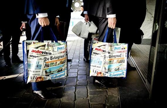 Redactie De Telegraaf verdeeld over De Mol