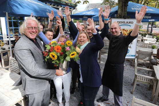 Grandcafé Eemland in Eemnes plek om te trouwen