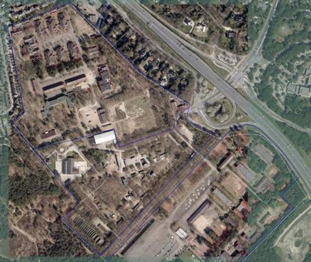 Crailo, soort urban jungle op drempel van verandering: plan 500 woningen en werken
