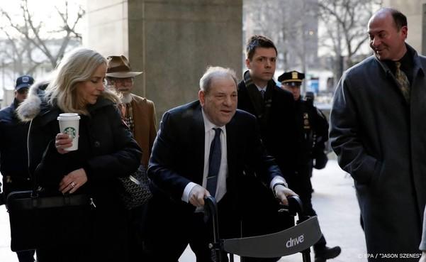 Jury in zaak-Weinstein verdeeld over zwaarste aanklachten