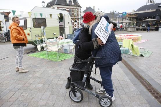 Geluksroute 2019 in Hilversum groter dan ooit tevoren; 'Mensen hebben zoveel te geven, maar staan daar niet bij stil'