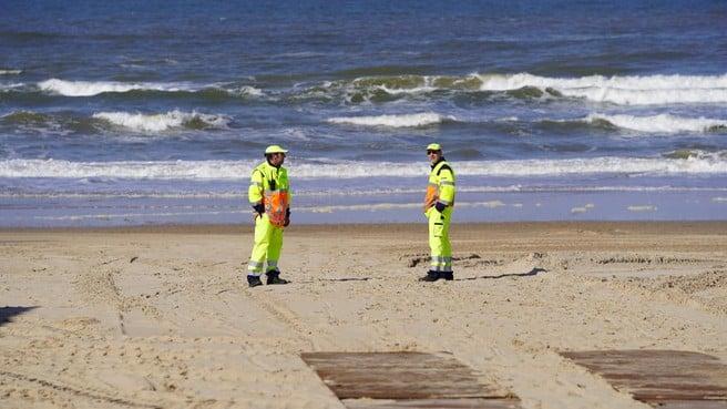 Rustig op stranden en recreatiegebieden na oproep thuis te blijven
