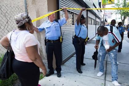 Agenten gewond bij schietpartij Philadelphia
