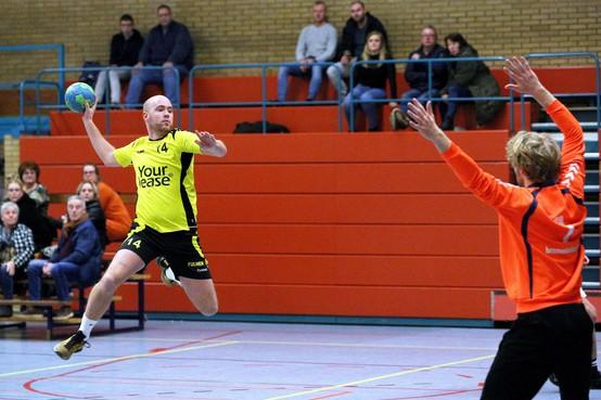 HV Eemland laat bonuspunten liggen tegen Aalsmeer