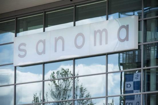 Verlies Sanoma door afschrijving op SBS-deal