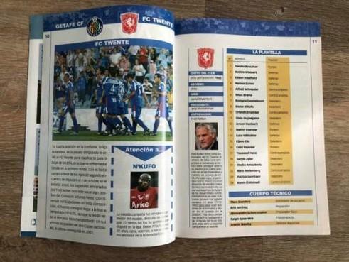 Verzameling Van De Velden: Ajax is gewaarschuwd, Getafe won in historisch treffen al eens van een Nederlandse ploeg