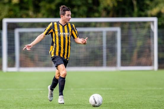 Nieuwkomer: bij PSV opgeleide Giovanni Nicolaas wil met SO Soest meedoen om de titel