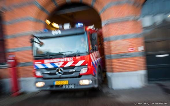 Gewonden en ontruimingen bij brand Hoogvliet