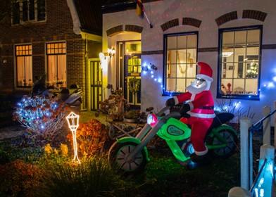 Oproep van de redactie: Wie heeft de mooiste, gekste of opvallendste kerstversieringen in de tuin?