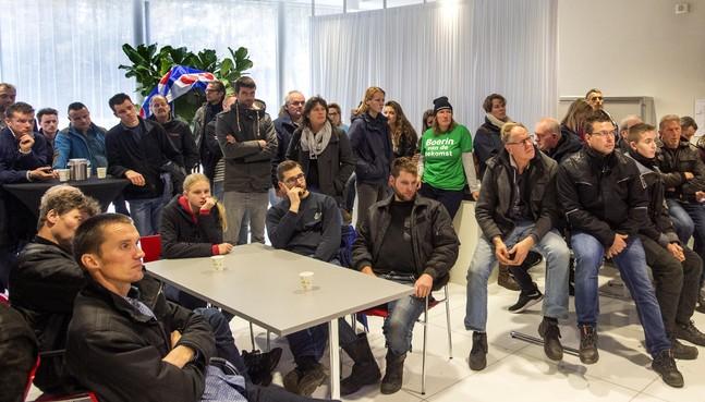 Boer vangt weer bot in Haarlem: nieuwe acties zijn onderweg