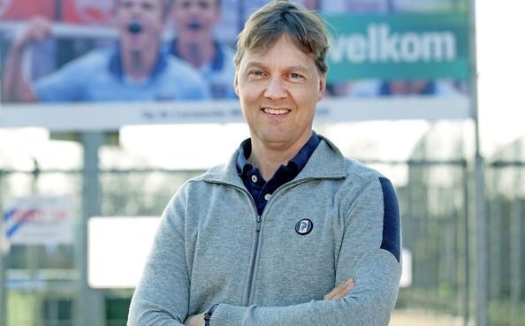 Kersverse Laren-voorzitter Joris Vreeburg ziet ondanks 'uitdagingen' zonnige toekomst voor hockeyclub: 'We zijn er nog lang niet, maar we zijn absoluut op de goede weg'