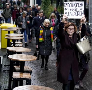 Wethouders eisen meer voor jeugdzorg: 'we zitten gevangen in een door de rijksoverheid dichtgenaaide jas'